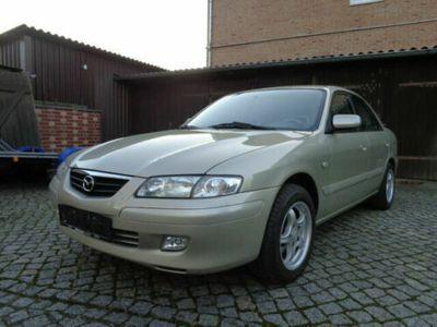 gebraucht Mazda 626 2.0 85 kW Exclusive +Klimaautomatik+Navi
