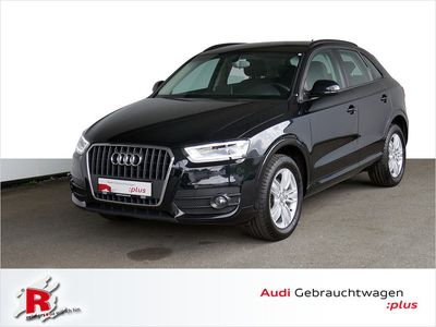 gebraucht Audi Q3 1.4 TFSI 110 kW (150 PS) S tronic