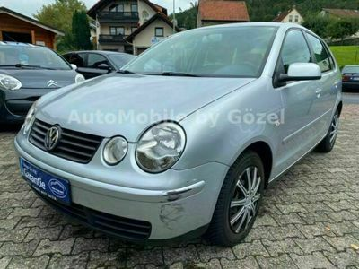 gebraucht VW Polo IV Basis *2. Hand *TÜV 04.2023