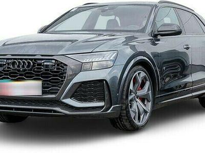 gebraucht Audi RS Q8 RSQ84.0 TFSI Q PERFOMANCE UPE175 KERAMIK LM23 BuO STDHZG