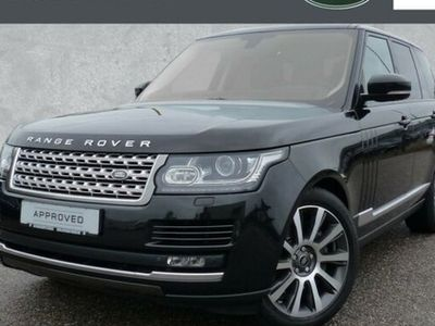 gebraucht Land Rover Range Rover 4.4 SDV8 Vogue AHK SD Standheizung