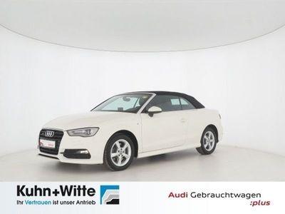 gebraucht Audi A3 Cabriolet 2.0 TDI S-Line *Navi*S-Tronic*Sitzh