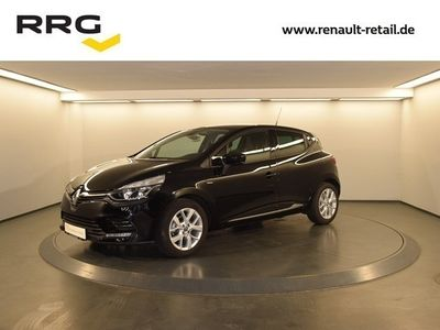 gebraucht Renault Clio IV LIMITED DELUXE TCe 75 KLIMA/NAVI/PDC