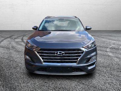 gebraucht Hyundai Tucson 1.6 T-GDi Klima BT Alu 4WD 7DCT