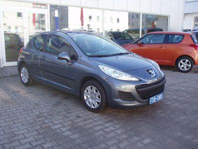 gebraucht Peugeot 207 Tendance Euro-5 Klimaanlage