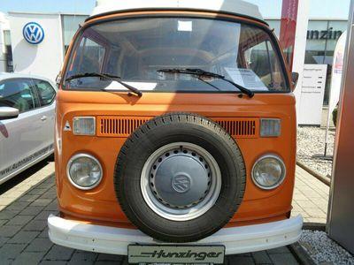 gebraucht VW T2 B Camper ungeschweißt aus Italien