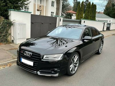 gebraucht Audi S8 plus *CERAMIC BREMSANLAGE*NACHTSICHT*HEAD UP als Limousine in Hannover