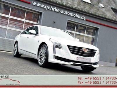 "gebraucht Cadillac CT6 Luxury AWD*Pano,LED,20"",Sitzkühlung,DAB,360°"