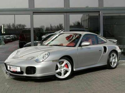 gebraucht Porsche 911 Turbo Coupe! ERSTLACK! 80 TKM! SCHECKHEFT!