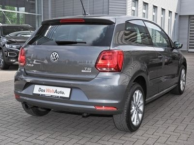 used VW Polo Highline 1.2TSI Tel.,USB,PDC,Klima ALU