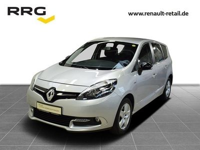 gebraucht Renault Grand Scénic III 1.5 DCI 110 FAP LIMITED BUSINESS Grand Scenic