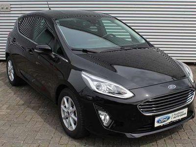 gebraucht Ford Fiesta EcoBoost Hybrid mHEV TITANIUM *NAVI*RFK*SHZ*GJR*