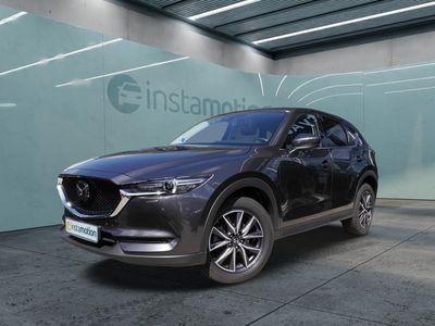 gebraucht Mazda CX-5 CX-52.2 SKYACTIV-D 184 Sports-Line AWD EURO 6d