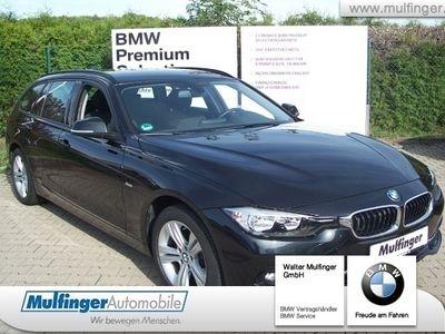 gebraucht BMW 320 d xDrive Touring Sport Line