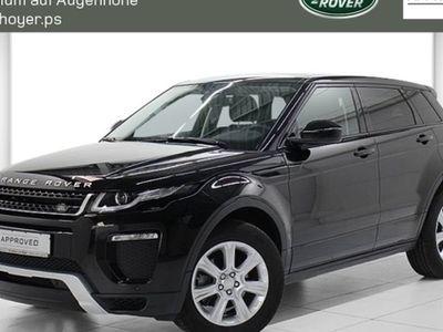 gebraucht Land Rover Range Rover evoque 2.0 TD4 Aut. SE Dynamic