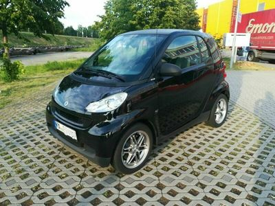 gebraucht Smart ForTwo Coupé 451 pure mhd