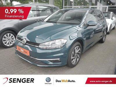 gebraucht VW Golf VII SOUND VII 1.4 TSI BMT DSG Navi Klima Alu ZV