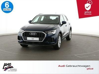 gebraucht Audi Q3 35 1.5 TFSI S tronic LED Navi GRA LM-Felge