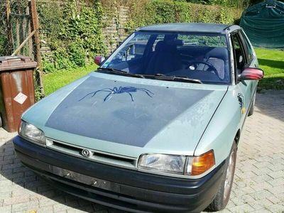 gebraucht Mazda 323C BG Bj. 1993 zu verkaufen