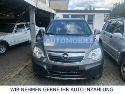 gebraucht Opel Antara Cosmo 4x4
