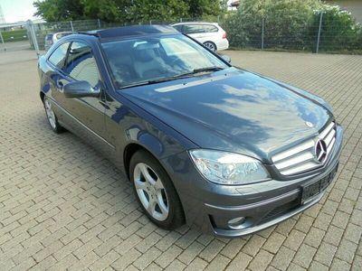 gebraucht Mercedes CLC180 K AUTOM.P.SHD NAVI XENON