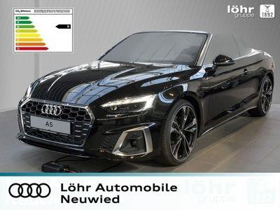 gebraucht Audi A5 Cabriolet 40 TFSI s-tronic 2x S-Line Matrix