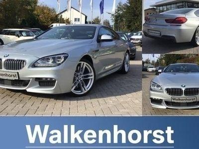 gebraucht BMW 650 i xDrive Coupé M-Sportpaket HUD ALED DAP Kamera Hi
