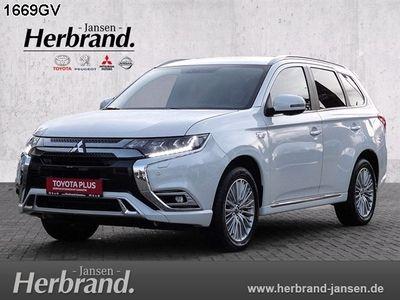 gebraucht Mitsubishi Outlander Plug-in Hybrid2.4 4WD Intro-Edition