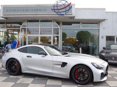 gebraucht Mercedes AMG GT R Coupe AMG+1 Hand+Burmester+PerformSitze