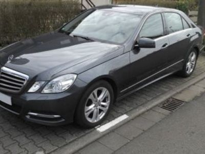 gebraucht Mercedes E220 CDI Avantgarde Navi ILS Bi-Xenon