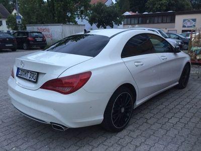 gebraucht Mercedes CLA220 CDI 7G-DCT