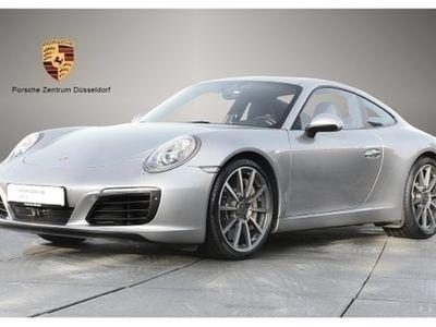 gebraucht Porsche 911 Carrera S 991Sport-Chrono PDCC Sportabgasanlage