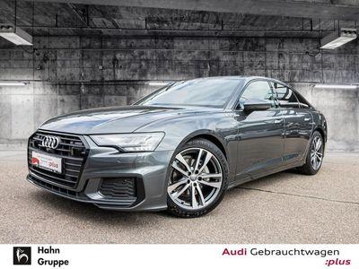 gebraucht Audi A6 Limousine Sport Lim 40TDI S-line EU6 LED Virtual AHK-Vorb