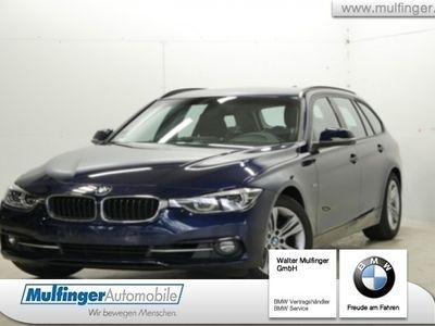 gebraucht BMW 320 i Touring Sport Line Leder AdapLED Navi