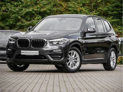 gebraucht BMW X3 xDrive 20d Mod. Advantage AHK DWA Navigation