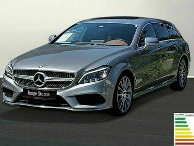 gebraucht Mercedes CLS350 Shooting Brake BlueTEC LED 9G AHK AMG