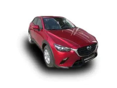 gebraucht Mazda CX-3 Skyactiv-G Center-Line Sitzheizung