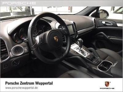 gebraucht Porsche Cayenne Diesel / Luftfederung, Spurwechselassistent