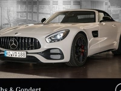 gebraucht Mercedes AMG GT C Roadster Designo Perf. Sitze Burmester