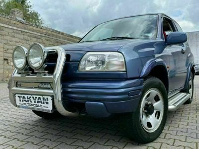 gebraucht Suzuki Grand Vitara 2.0 Cabrio Marina*1.Hand*71 tkm*
