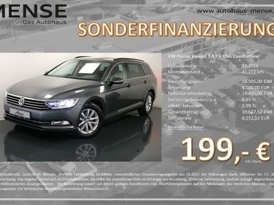 gebraucht VW Passat Variant 1.4 TSI Comfortline Front