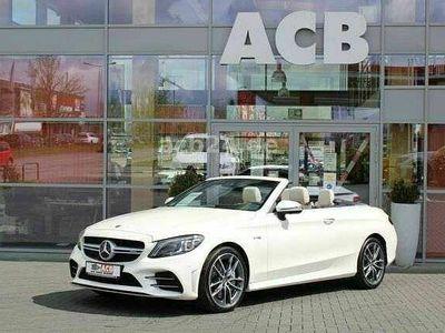 gebraucht Mercedes C43 AMG AMG 4M Cabrio*Widescreen*LED*AMG-Sportabgas