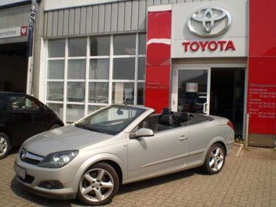 gebraucht Opel Astra Cabriolet Twin Top 2.0 Turbo Edition