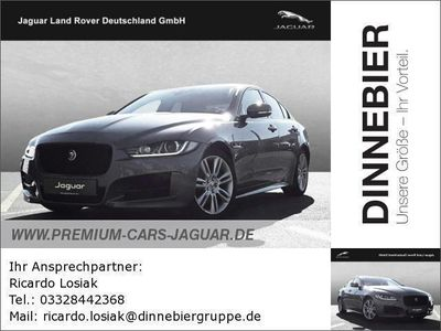 gebraucht Jaguar XE 2.0 I4D R-Sport | Teltow