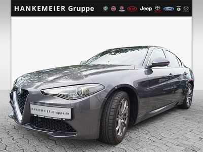 gebraucht Alfa Romeo Giulia 2.0TURBO Super*PANO*LEDER*BI-XENON*NAVI*ACC*DAB*
