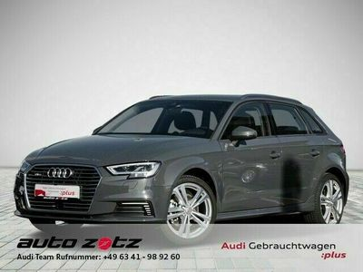 gebraucht Audi A3 Sportback e-tron 40 Sport LED