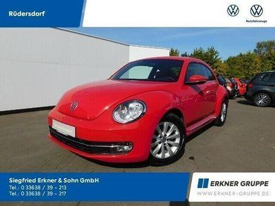 gebraucht VW Beetle 1.2TSI Design KLIMA PDC GRA GJR