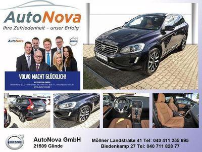 used Volvo XC60 D4 DPF 2WD Linje Inscription Bi-Xenon Navi Stan