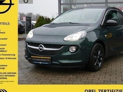 gebraucht Opel Adam 1.4 Open Air USB PDC SHZ INTELLILINK EU6
