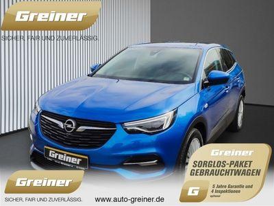 gebraucht Opel Grandland X 1.2 Dynamic Aut. NAVI | 360°KAMERA
